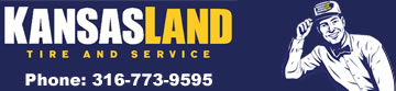 Kansasland Tire and Service Wichita, Kansas
