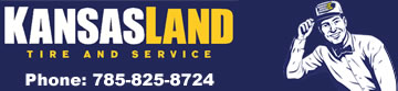 Kansasland Tire and Service , Kansas