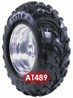 AT489 Titan ATV Tire