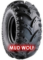 Mud Wolf Titan ATV Tire